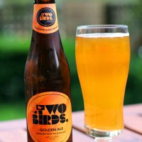 Review: Two Birds - Golden Ale