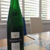 Review:  50 Degrees Riesling Trocken (2015)