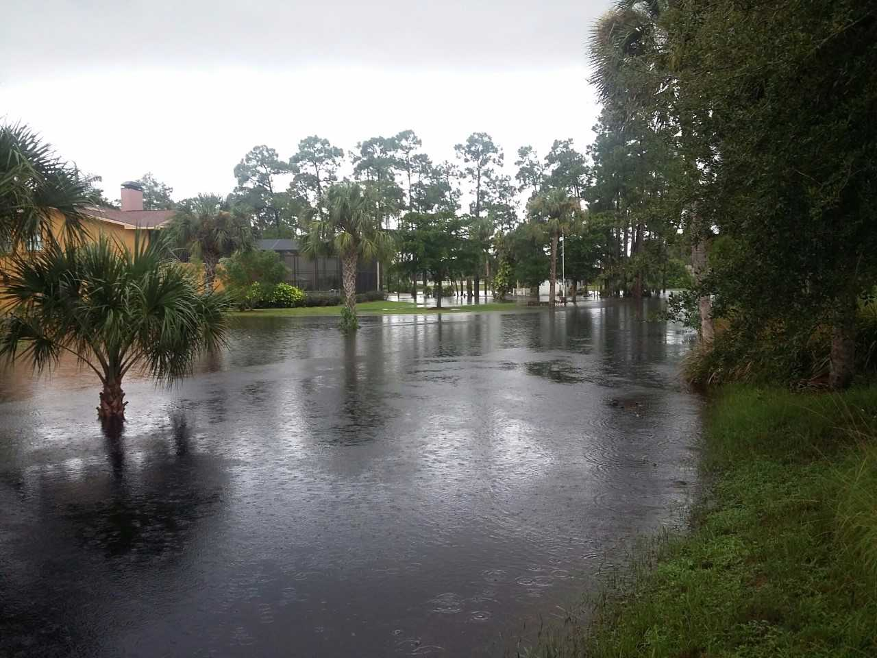 Heavy Rain, Storms Cause Flooding In Swfl  Wink News