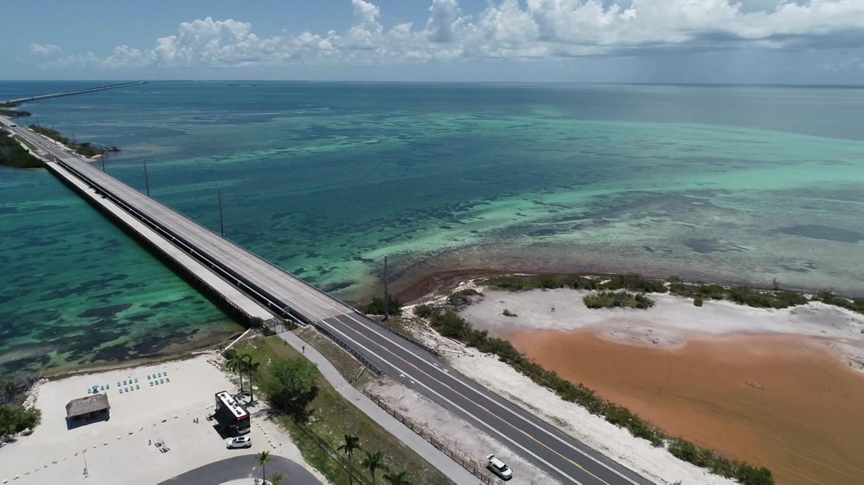 florida keys be swallowed up by rising sea