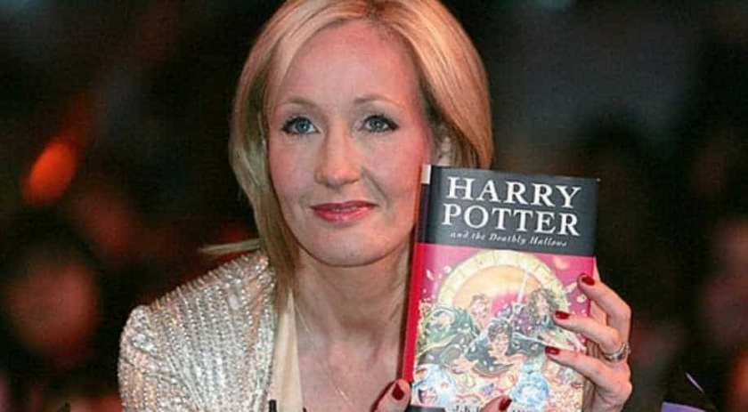 JK Rowling busts myth around the origin of the Harry Potter series and its characters, Entertainment News | wionews.com