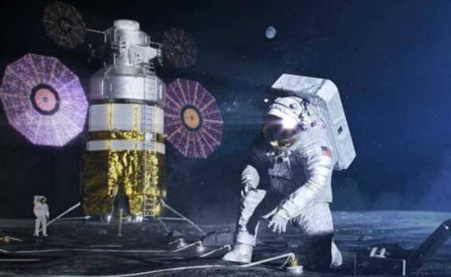 Nasa Picks Four Us Small Businesses To Build Artemis Lunar