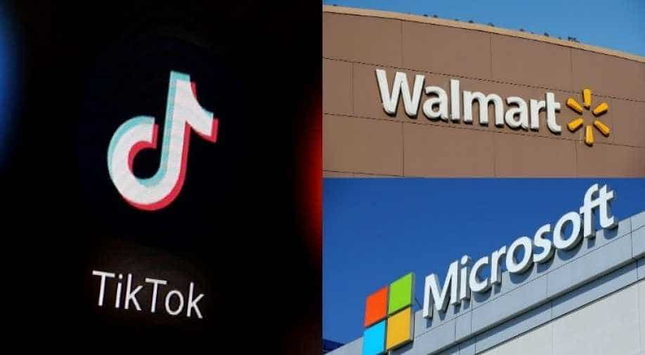 Walmart ad revenue could see quick increment if it buys TikTok