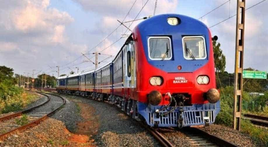 India supplies engines, coaches as Nepal begins first broad-gauge railway  service trials, South Asia News | wionews.com
