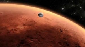 NASA posts a brilliant image of freezing sand dunes on Mars, Science News