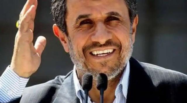 """Były prezydent Iranu Mahmoud Ahmadineżad: Przekazanie władzy talibom jest częścią """"szatańskiego planu"""" mocarstw zachodnich pod przywództwem USA"""