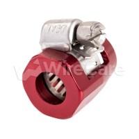 #4 EZ Clamp Red - WireCare.com