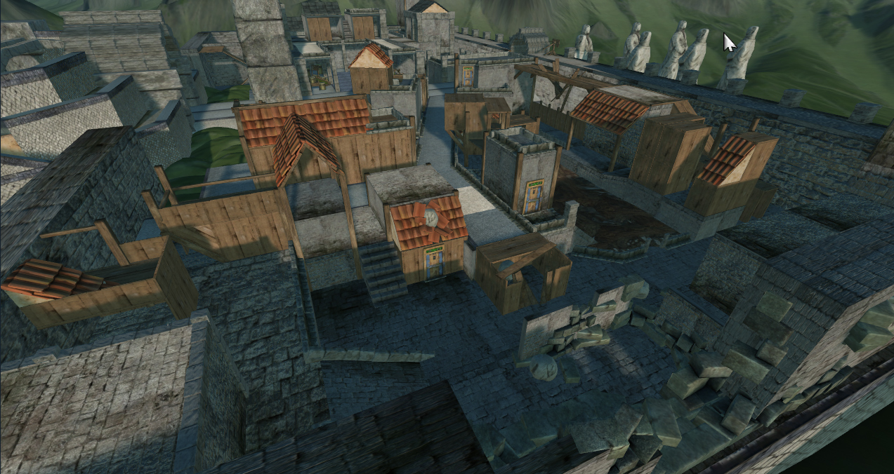 Overgrowth Without AO