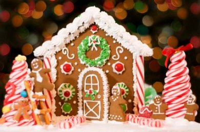 Tips For An Easy Gingerbread House