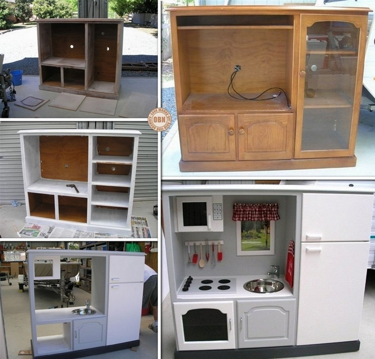 toddler play kitchens apartment size kitchen appliances wonderful diy from tv cabinets