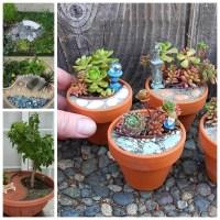 DIY Garden Succulent Balls  Beautiful Garden Accessories