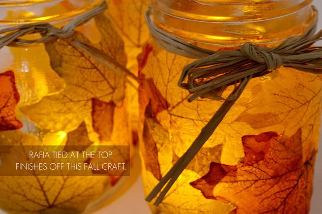 Wonderful DIY Pretty Leaf Candle Holder