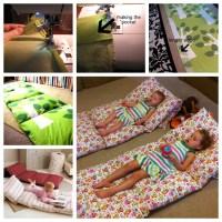 Wonderful DIY Pillow Mattress For Kids