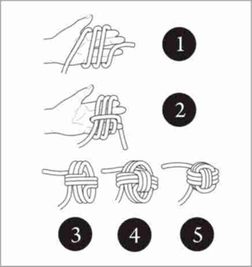 Wonderful DIY Tie The Monkeys Fist Knot