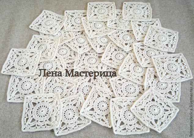 MutiPurpose Crochet Granny Squares  Free Pattern and Guide