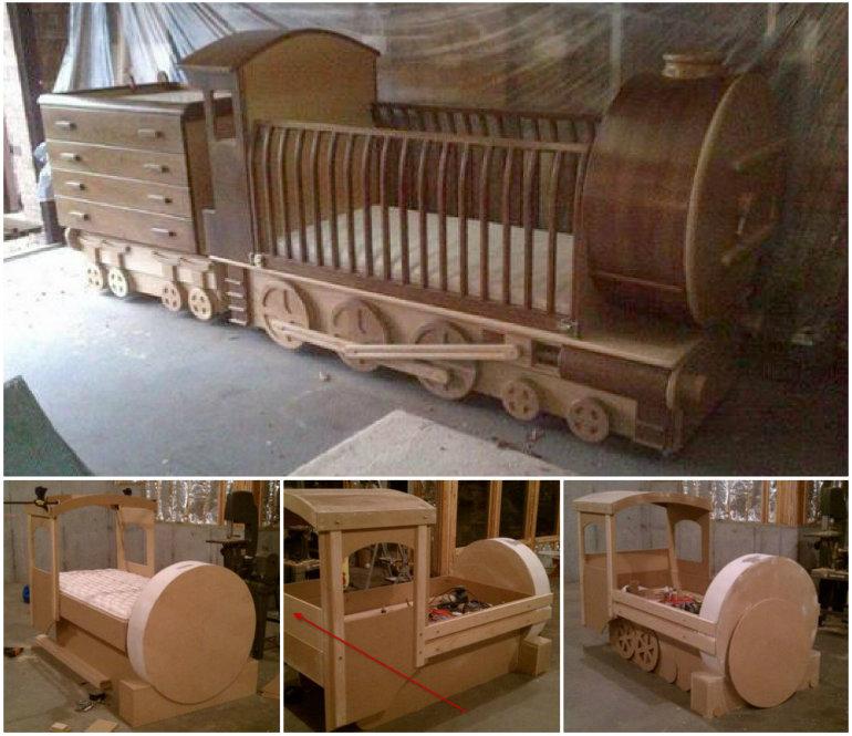 Wonderful Diy Choo Choo Train From Plastic Barrel