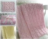16 Beautiful Handmade Baby Gift Sets with Free Crochet ...
