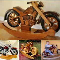 Rocking Chair Woodworking Plans Folding And Table Incredible Diy John Deer Tractor