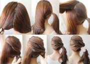 simple diy hairstyles busy