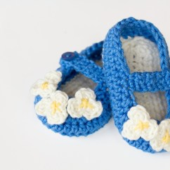 Crochet Baby Booties Diagram Australian 7 Pin Trailer Plug Wiring Vintage Mary Jane Free Pattern And Guide