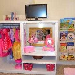 Play Kitchen Accessories Kids Appliances Wonderful Diy Princess Dress Up Makeover