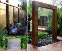 28 Amazing Diy Outdoor Wall Fountains - pixelmari.com