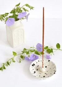 DIY Incense Holders For Hippie Souls