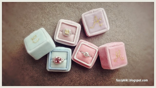 Say I Do With These DIY Ring Boxes