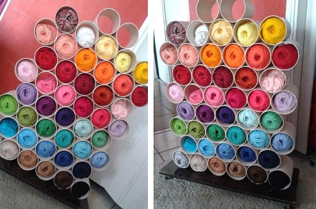 Creative Yarn Storage Solutions for Busy Knitters