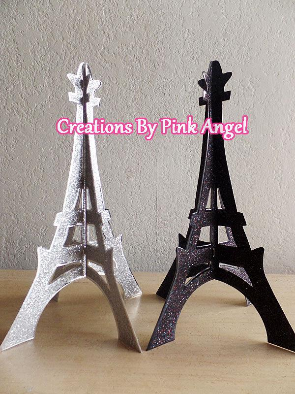 DIY Eiffel Tower Themed Projects add Parisian Charm
