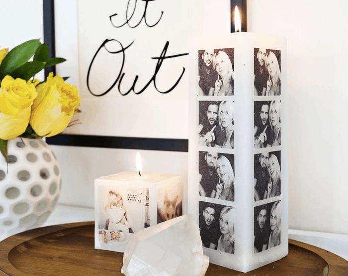 15 Creative DIY Engagement Or Wedding Gift Ideas