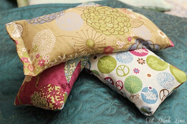 DIY Heating Pads For Cold Winters And Painful Aches