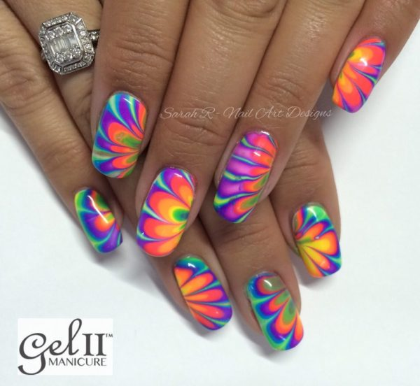 Vivid And Powerful 12 Diy Ideas Neon Nails