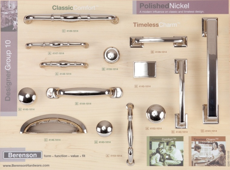 Classic Comfort  Berenson Boards  Decorative Hardware  Products