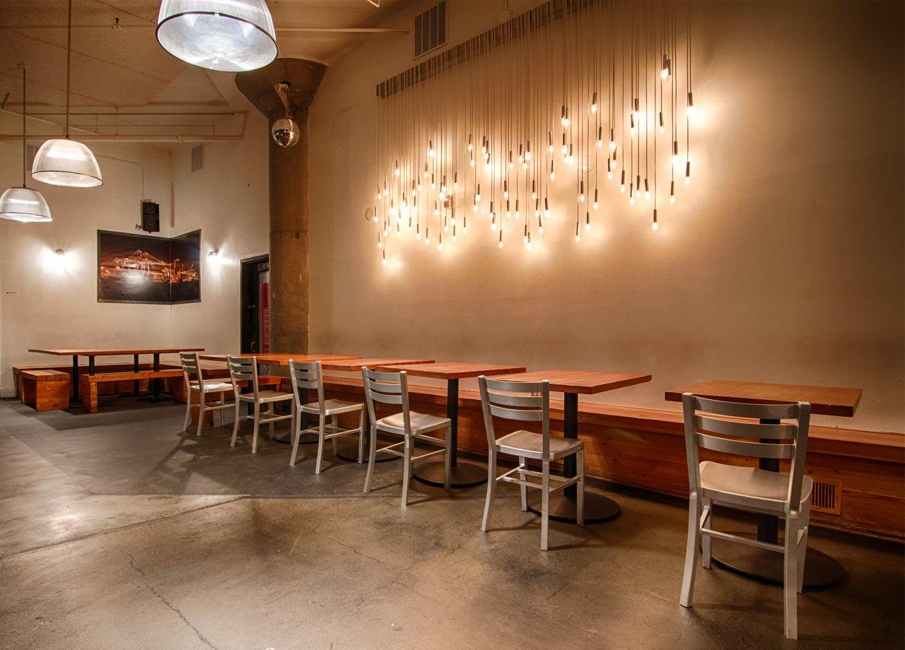 Coffee Bar in San Francisco CA