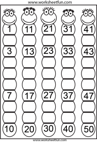 missing number worksheet: NEW 622 FILL IN THE MISSING