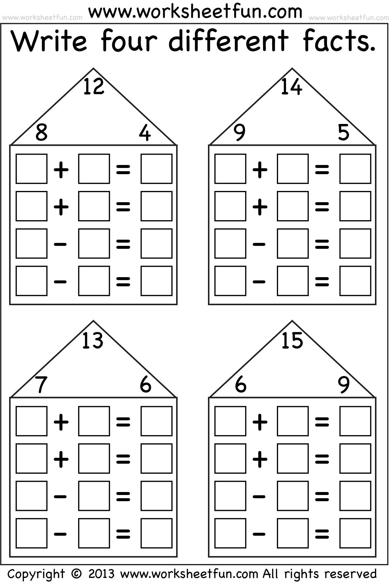 Search Results For Addition And Subtraction Worksheets