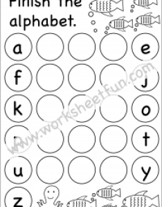 Missing lowercase letters  small worksheet also free printable worksheets worksheetfun rh