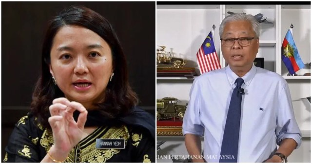"""That's normal, she's the Opposition!"""" Ismail Sabri Responds To Hannah Yeoh's  Criticisms - WORLD OF BUZZ"""