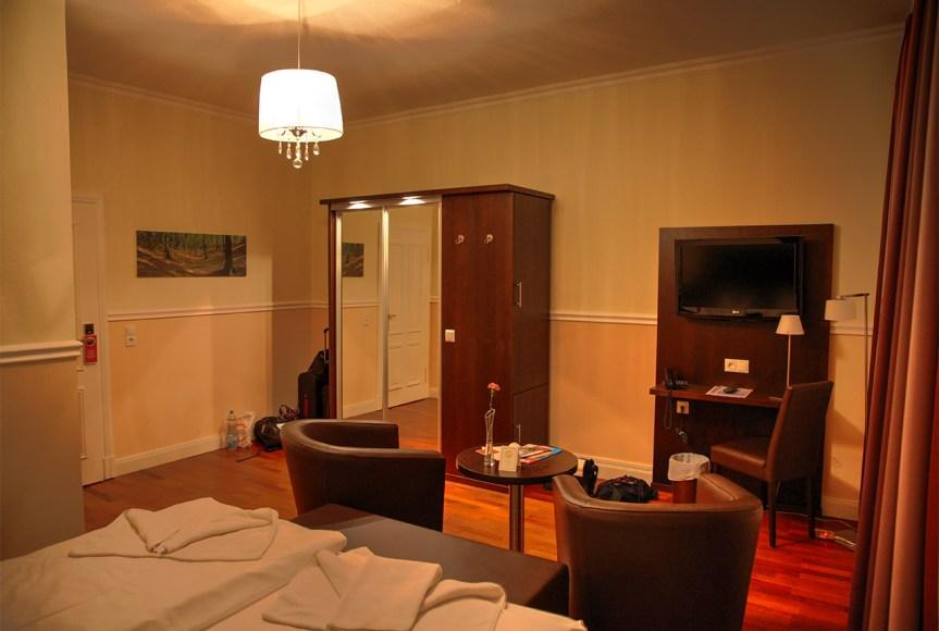 Strandhotel Binz - Zimmer