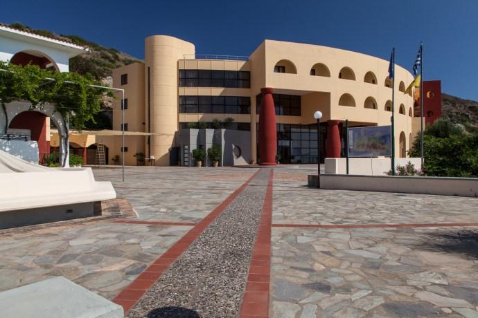 Griechischen Orthodoxen Akademie Kreta