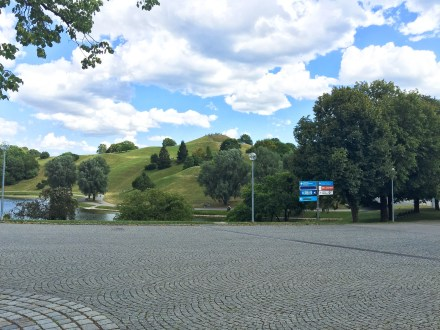 Olympiapark München (c) WORLDTRAVLR