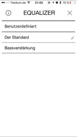 Ultimate Ears UE ROLL iOS App