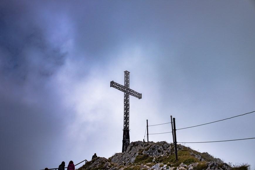 Gipfelkreuz Geiereck