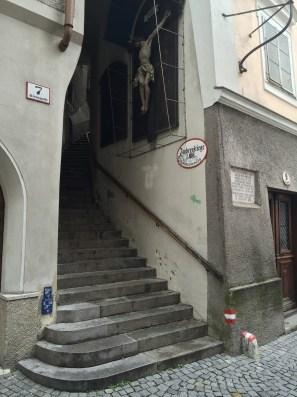 Imbergstiege Salzburg
