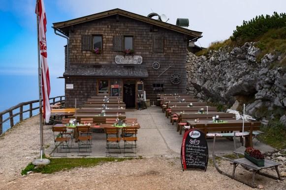 Gasthof auf dem Untersberg