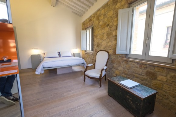 Zimmer La Bandita Townhouse Pienza