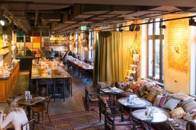 Restaurant NENI Hamburg