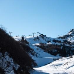 Winterwanderung - Höhenwanderung - Lech