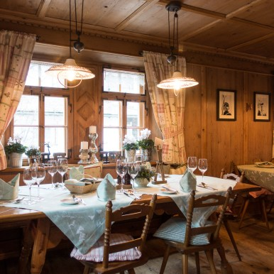Hotel Arlberg Lech, Stube